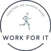 Work For It Logo